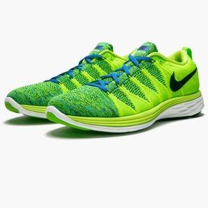 Men's Nike Flyknit Lunar 2